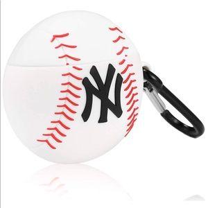 New York Yankees baseball AirPods Case Brand New